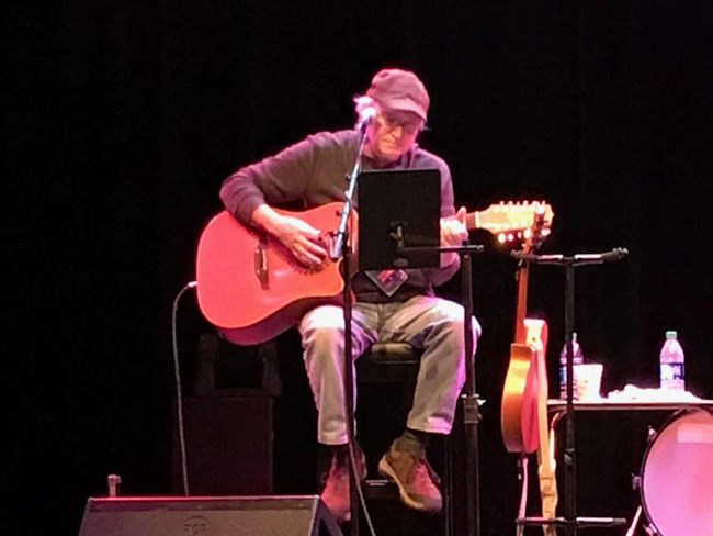 Roy Schroedl - acoustic folk/rock